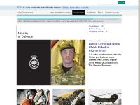 New Employment Model, Defence reform review - report, Armed forces covenant, Transparency