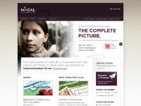 modalinc.com modal, modal inc, website design