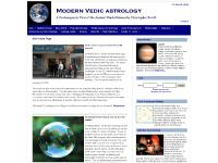 MVA Home Page | Modern Vedic Astrology