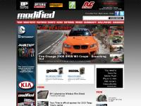 Modified Cars & Custom Tuned Car's Tips, Tuning Reviews & News - Modified Magazine