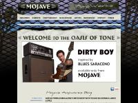 mojaveampworks.com guitar amplifiers, tube amplifiers, tube amps