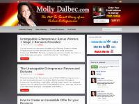 The official blog for Molly Dalbec-Resources and Development for today's online entrepreneur