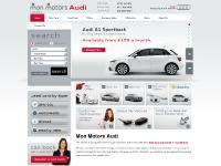 Mon Motors Audi | Audi in Bath Bristol Cardiff