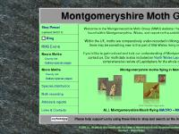 montgomeryshiremoths.org.uk Moths, Montgomeryshire, Wales