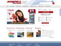 Montreal Turismo - Títulos de turismo, diárias e hospedagens
