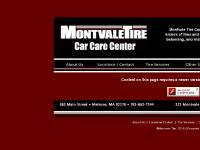 Montvale Tire Car Care Center