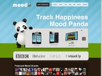 MoodPanda - Rate and Track Your Mood Online - Create a graphical Mood Diary
