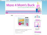 More 4 Mom's Buck