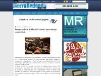 morroredondoonline.com.br Início, A cidade, Dados Gerais