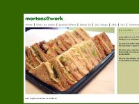 mortonsatwork.co.uk Mortons,Oxford,lunch
