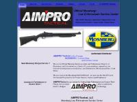 AIMPRO Hunting, Warranty Services, Performance & Custom Shop, XCOAT Refinish & Refurbish