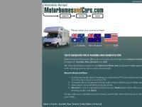 motorhomesandcars.com