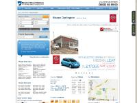 Nissan Darlington | Nissan Dealers in Darlington | Bristol Street