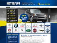motorplussouthwales.co.uk Used Cars, Finance, Warranty