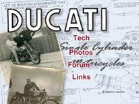 Ducati Singles by MotoScrubs.com