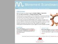 statistik för movementscandinavia - Movement Scandinavia AB