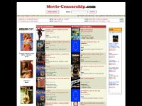 movie-censorship.com censorship, cuts, cut