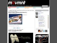 movmnt.com movmnt, mvmnt, movment