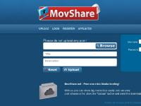 MovShare - Reliable video hosting