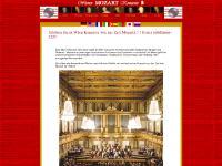 Wien Konzerte - Vienna Concerts - Mozart Strauss - Konzerte Wien - Concerts Vienna