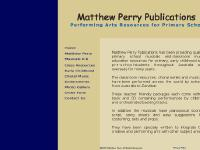 mppublications - Matthew Perry Publications - Primary School Musicals / Classroom and Early Childhood Music Education Resources / Preschool Performing Arts