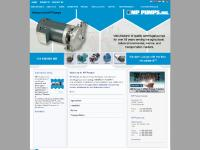 Quality Centrifugal Pumps from MP Pumps Europe