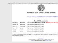 Harrisburg PIAA Soccer Officials Website