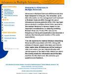 msadvances.com multiple sclerosis, immune globulin, multiple sclerosis treatment
