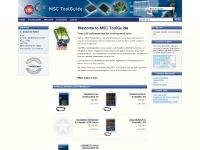 MSC Toolguide - Homepage