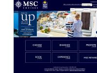 msccruisesagent.com