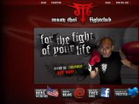 muaythaifightclub.com Gear, Fighters, Who We Are