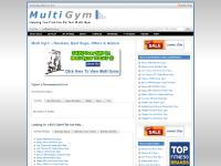 Multi Gym - Reviews of Cheap & Best Multi Gyms For Sale UK