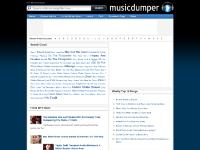 MusicDumper.com - Free MP3 Downloads, Music Search and Embed Codes for your Profile!