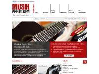 Musikskola på nätet - Musikpoolen.com