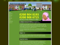 Muslim Community Helpline