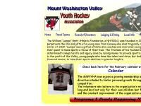 Mount Washington Valley Youth Hockey Association