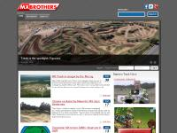 Motocross database with motocross track locator. Motocross tracks map shows track layouts with motocross track opening and contact info. By MX Brothers.