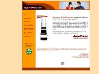 myaeropress.com Introduction, How to Use, AeroPress FAQs