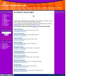 myanmar flights :: The United Kingdom's web directory