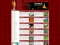Myanmar Travel-Tour-and Vacation Specialist-Burma Cultural Exploration