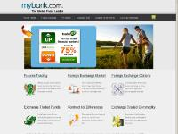 mybank - mybank.com: The Leading My Bank Site on the Net