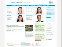 Bayer HR - Bayer AG - mybayerjob.de - Jobs & Career