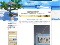 Beach Decor And Crafts For Beach Lovers, Coastal Inspirations And More