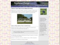 A Scrapbook, Needlework or Bible Study Retreat Center for small groups near Waco, TX | My Bluebonnet Cottage
