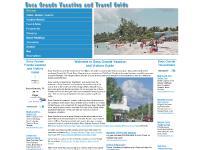 Boca Grande Vacation and Visitors Guide