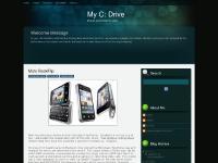 My C: Drive