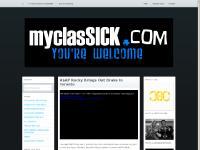 myclassick.com myclasSICK.com
