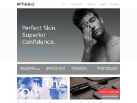 MYEGO COSMETICS - MEN'S MAKE UP AND MALE GROOMING