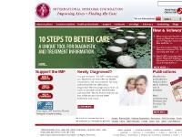 myeloma.org •about myeloma   , newly diagnosed?, 10 steps to better care