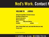 NED | hello@n--e--d.com | 07896 775 118